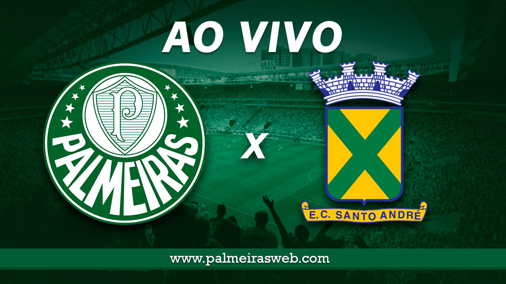 Palmeiras x Santo Andre Ao Vivo