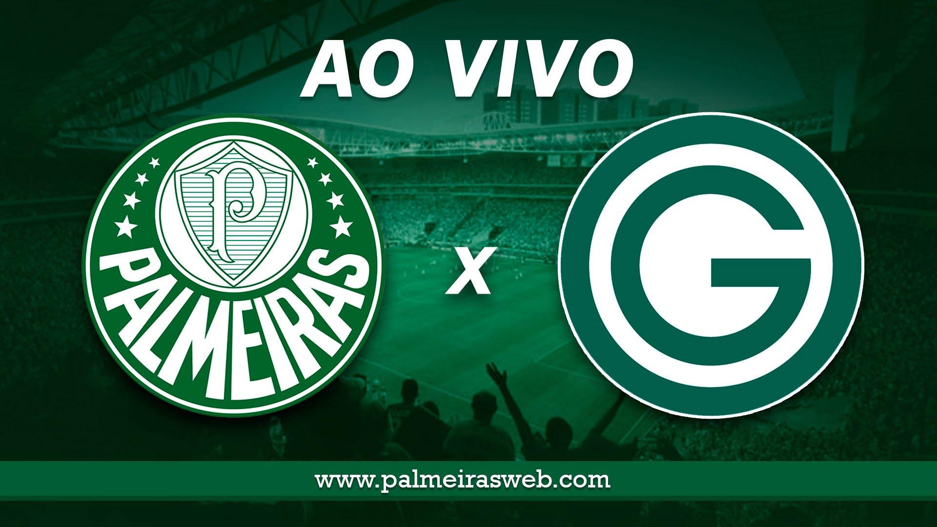 Palmeiras x Goiás