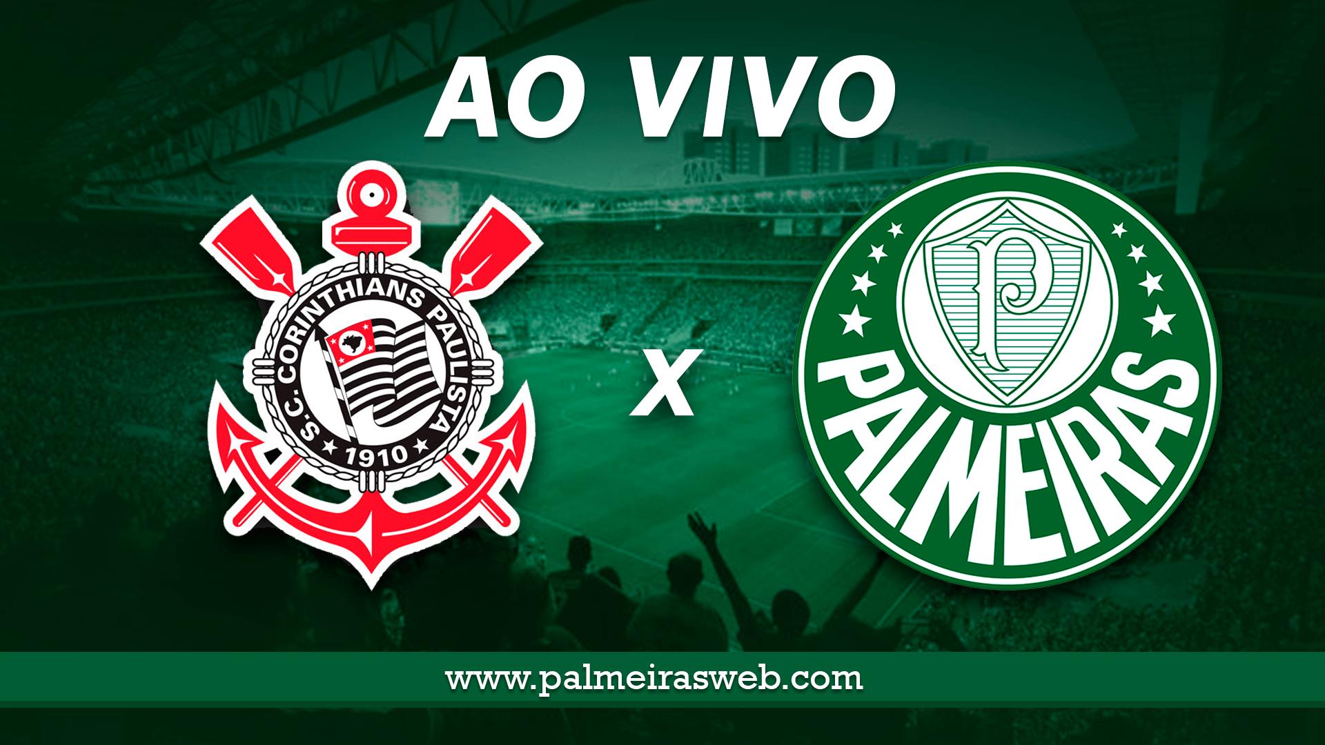Onde assistir o jogo Corinthians x Palmeiras Ao Vivo