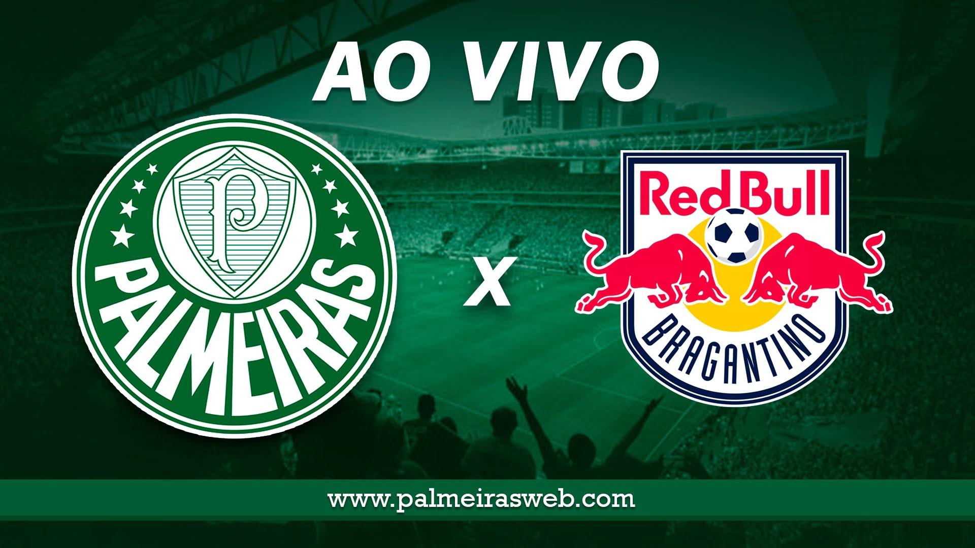 Palmeiras x Bragantino AO VIVO