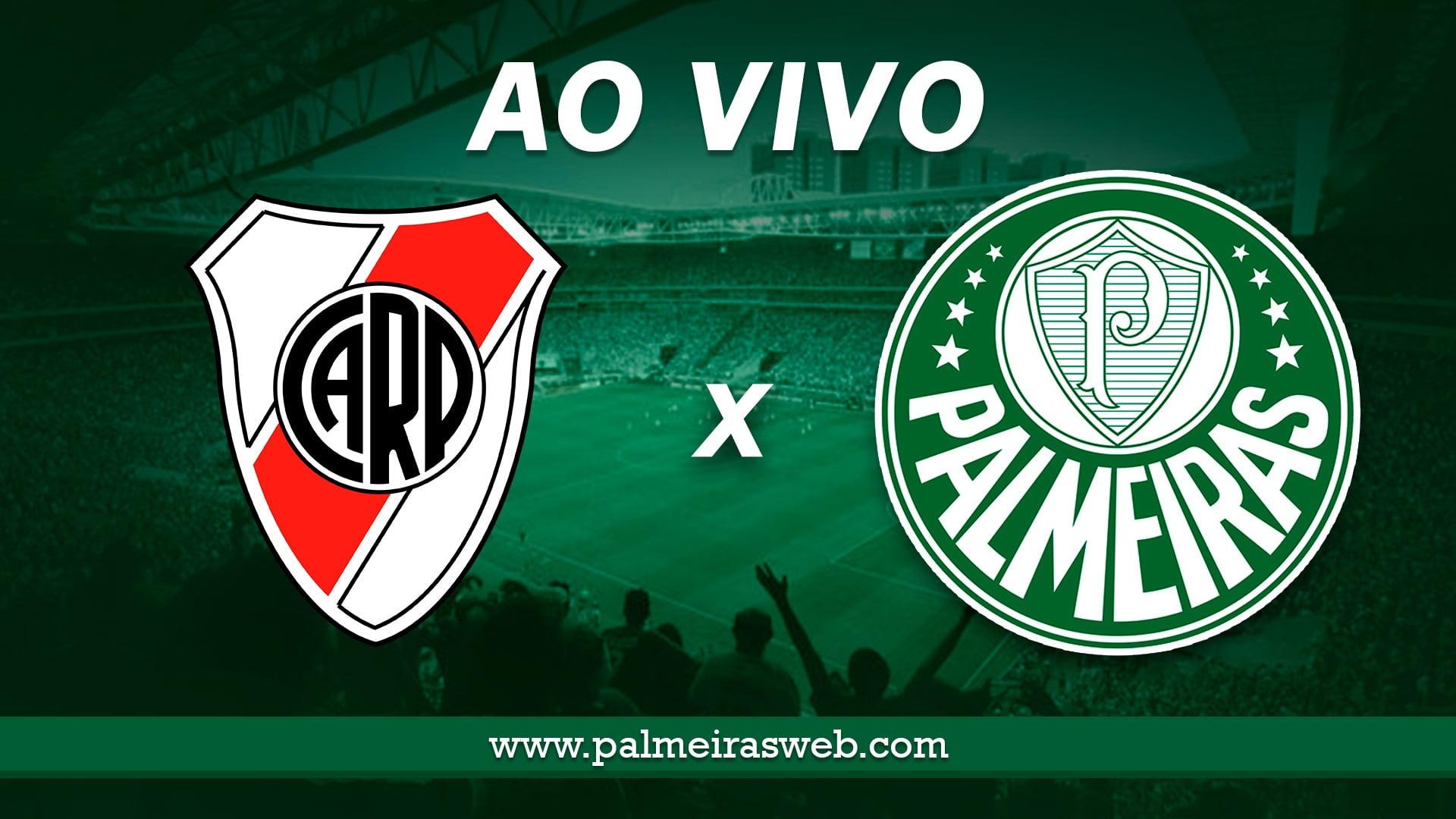 River Plate x Palmeiras AO VIVO