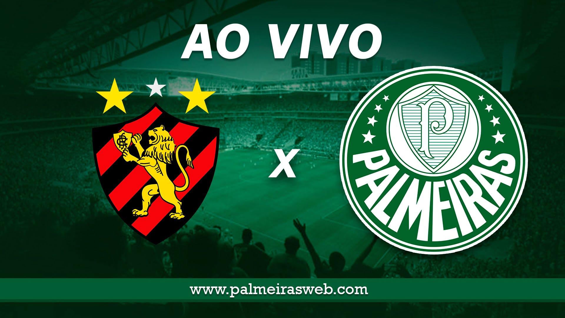 Sport x Palmeiras AO VIVO
