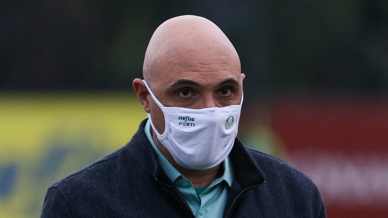 Atacante é alvo do Palmeiras