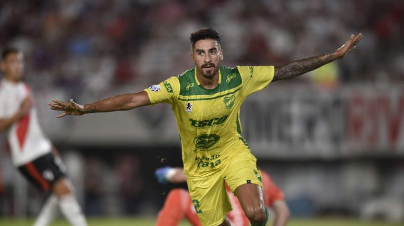 Atacante elogiou o Palmeiras