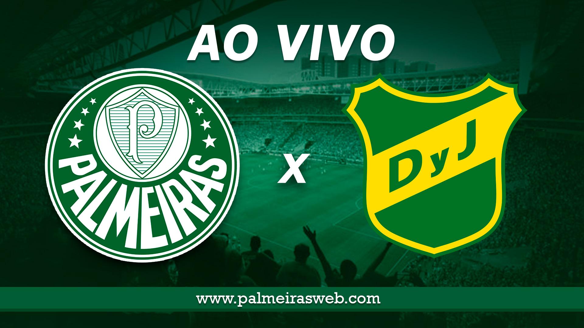Palmeiras x Defensa y Justicia AO VIVO