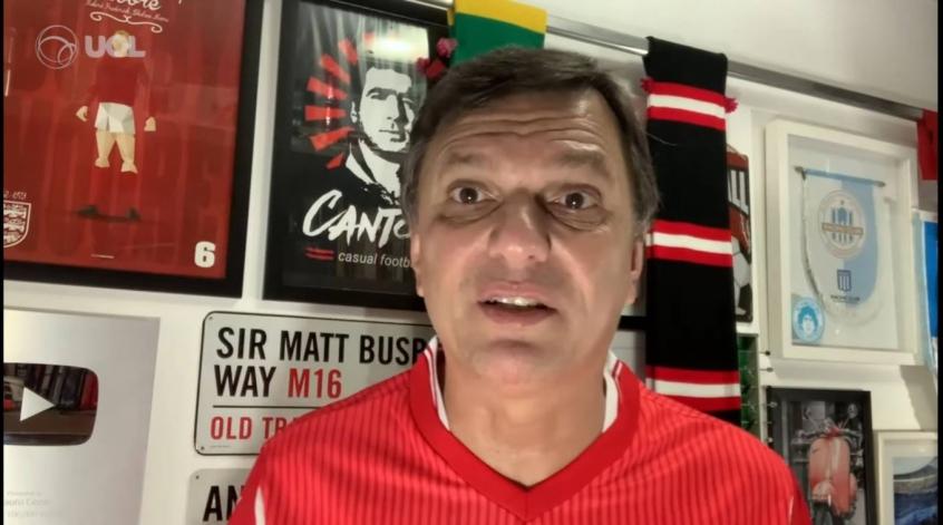 Mauro analisou o possível retorno de Dudu