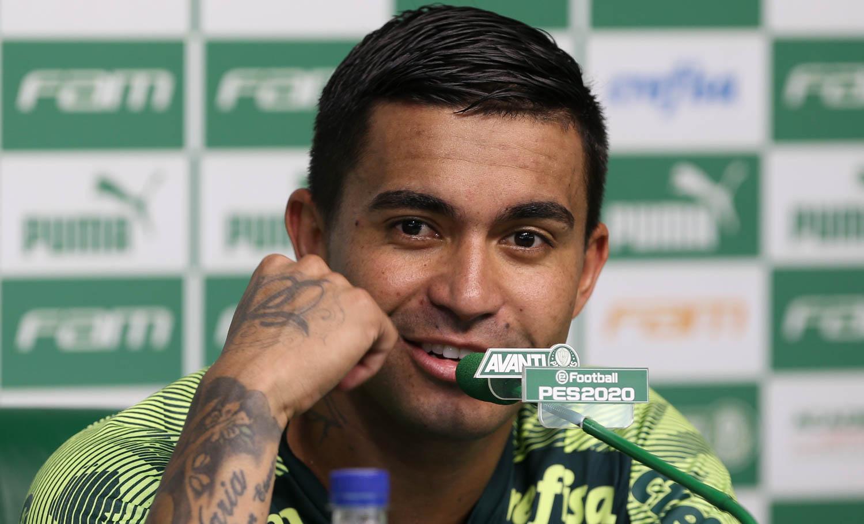 Dudu retornou ao Palmeiras
