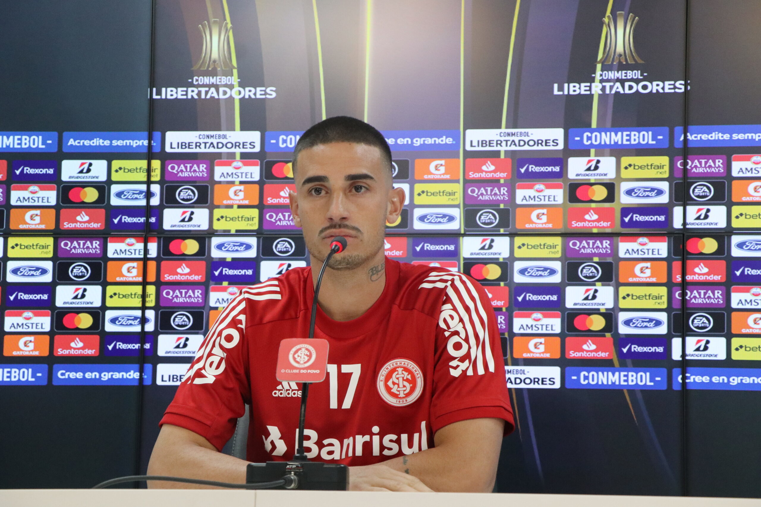 Galhardo exaltou o Palmeiras
